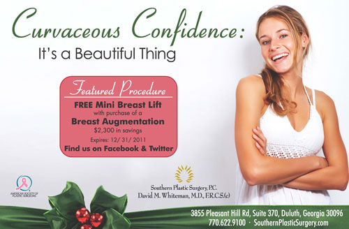 Atlanta Breast Augmentation and Lift Special