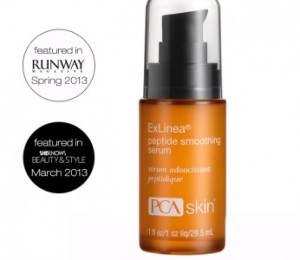 exlinea-peptide smoothing serum