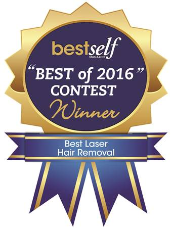 Laser Lights Named Atlanta's Best Laser Hair Removal