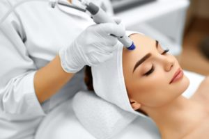 The Latest in Microdermabrasion