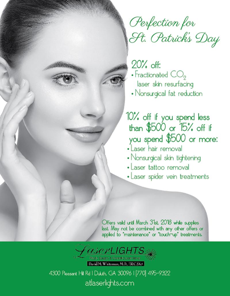 Cosmetic Laser Amp Skincare Specials Atlanta Duluth Georgia Ga